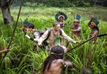 Hunnan, Tom Holland—The Lost City of Z