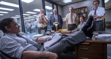 Hanks, Alison Brie, and Crew—The Post