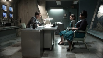 Michael Shannon, Sally Hawkins, Spencer—The Shape of Water