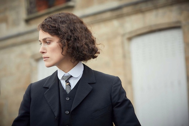 Keira Knightley is Colette